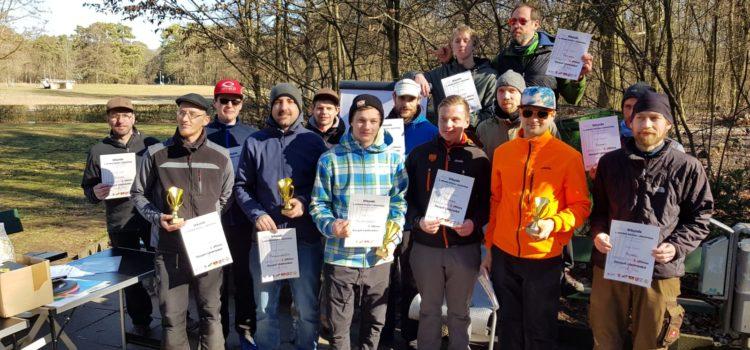 Rheinland Pfalz gewinnt Offenen Discgolf Länderpokal