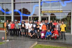 Ergebniss der ersten offenen Discgolf Hessenmeisterschaft