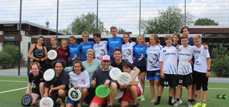 Jugendcamp in Frankfurt am Main