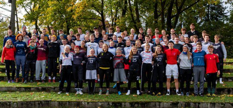 Erfolgreiches Jugend Ultimate Elite Camp in Darmstadt